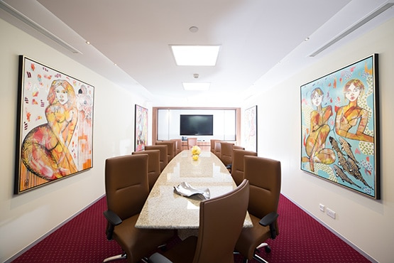 boardroom one mayfair place